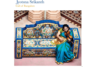 Jyotsna Srikanth - Call Of Bangalore - (CD)
