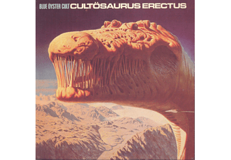 Blue Öyster Cult - Cultoesaurus Erectus - LTD Vinyl Replica - (CD)