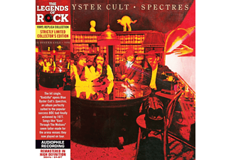 Blue Öyster Cult - Spectres - LTD Vinyl Replica - (CD)