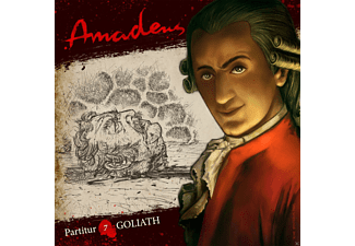 AMADEUS - Partitur 7: Goliath - 1 CD - Krimi/Thriller