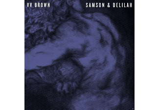 V. V. Brown - Samson & Delilah - (CD)