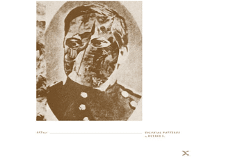 Huerco S. - COLONIAL PATTERNS - (Vinyl)