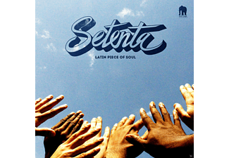 Setenta - Latin Piece Of Soul - (CD)
