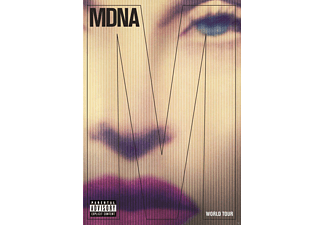 Madonna - MDNA WORLD TOUR - (DVD)