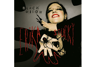 Erika Stucky - Black Widow - (CD)