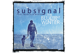 Subsignal, Marcela Bovio - The Blueprint Of A Winter - (Maxi Single CD)