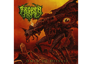 Broken Hope - Omen Of Disease - (CD)