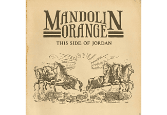Mandolin Orange - This Side Of Jordan - (CD)