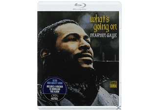 Marvin Gaye - What's Going On (Blu-Ray Audio) - (Blu-ray Audio)