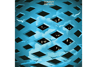 The Who - Tommy (Remastered) - (CD)