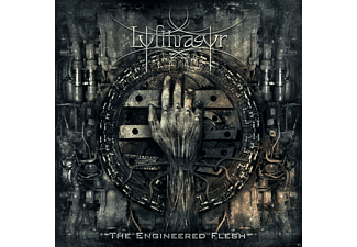 Lyfthrasyr - The Engineered Flesh - (CD)