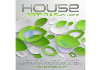 VARIOUS - House Deep Cuts Volume 2 - (CD)