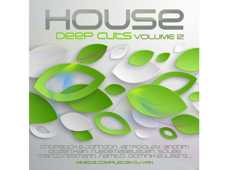VARIOUS - House Deep Cuts Volume 2 [CD]