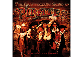 * - The Swashbuckling Sound Of Pirates - (CD)