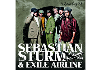 Sebastian Sturm & Exile Airline - A Grand Day Out - (CD)