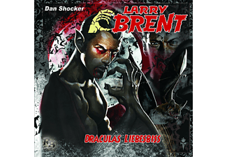 Larry Brent 12: Draculas Liebesbiss Teil 1 - 1 CD - Horror