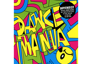 VARIOUS - Boysnoize Pres. A Tribute To Dance Mania [CD]