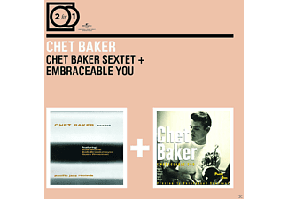 Chet Baker - 2 For 1: Chet Baker Sextet/Embraceable You - (CD)