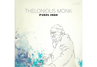 Thelonious Monk - Paris 1969 - (CD + DVD)