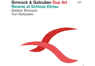 Gwilym Simcock, Yuri Goloubev - Reverie At Schloss Elmau - (CD)