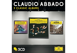 Claudio Abbado - Abbado - 3 Classic Albums (Limited Edition) [CD]