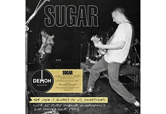 Sugar - THE JOKE IS ALWAYS ON US (+DOWNLOAD) - (Vinyl)