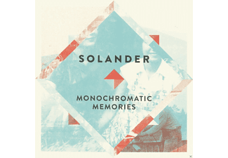 Solander - Monochromatic Memories - (CD)