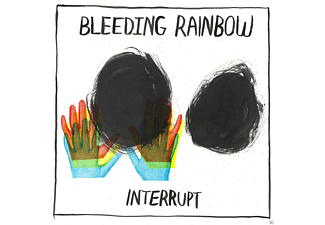 Bleeding Rainbow - Interrupt - (CD)