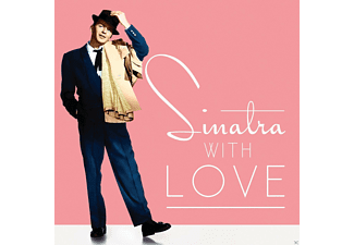 Frank Sinatra - With Love - (CD)