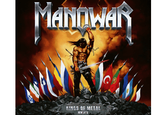 Manowar - Kings Of Metal MMXIV (Silver Edition) - (CD)