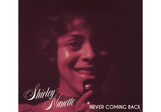 Shirley Nanette - Never Coming Back [CD]