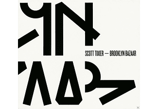 Scott Tixier - Brooklyn Bazaar - (CD)