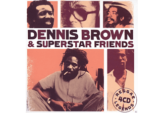 Dennis Brown - Reggae Legends Vol.2 [CD]