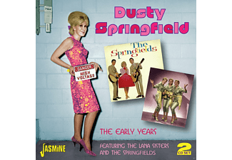 Dusty Springfield - Early Years - (CD)