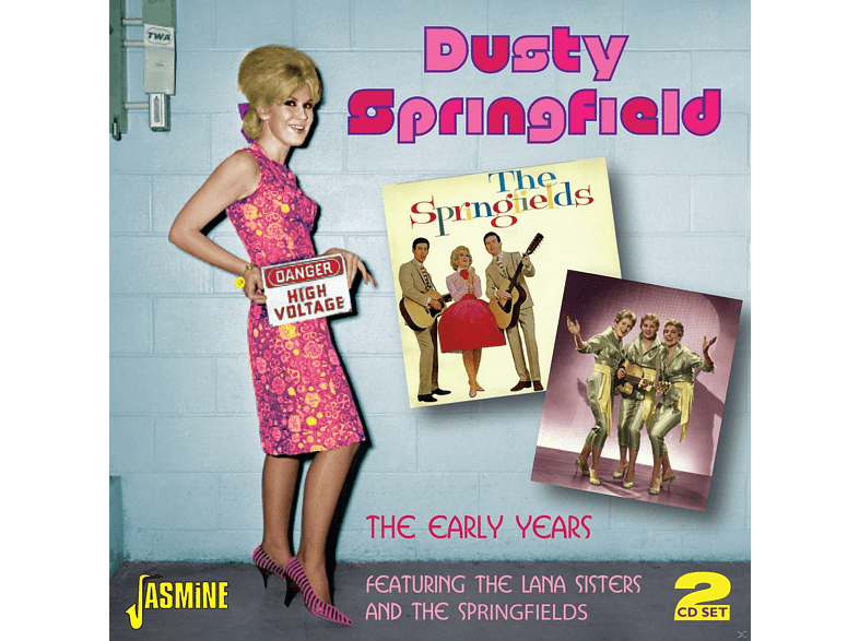 Dusty Springfield - Early Years [CD]
