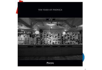 VARIOUS - 10 Years Of Phonica - (CD)