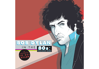 VARIOUS - A Tribute To Bob Dylan In The 80s Vol. 1 - (CD)