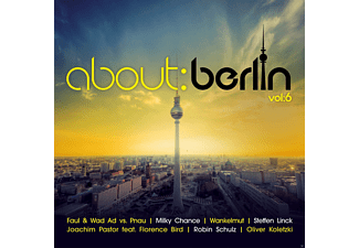 VARIOUS - About: Berlin Vol: 6 - (CD)