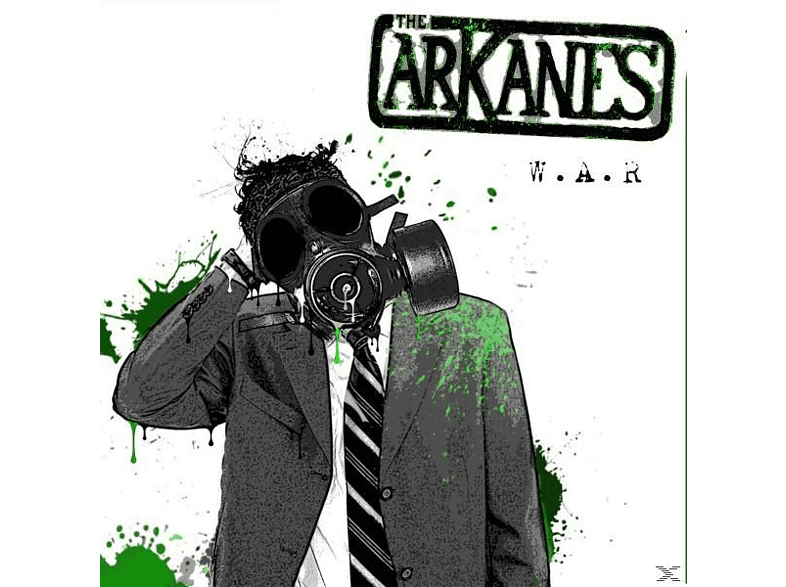 The Arkanes - W.A.R. [CD]