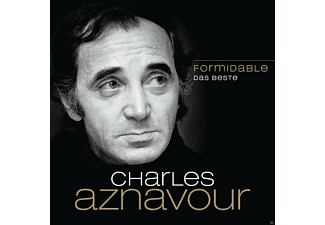 Charles Aznavour - Formidable-Das Beste - (CD)