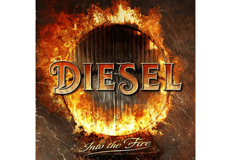Diesel - Into The Fire - (CD)