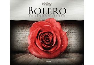 VARIOUS - Boleros - Luxury Trilogy - (CD)