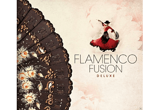 VARIOUS - Flamenco Fusion Deluxe - (CD)