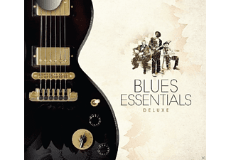 VARIOUS - Blues Essentials Deluxe - (CD)
