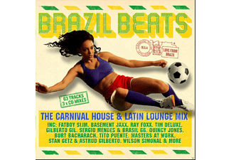 VARIOUS - Brazil Beats [CD]