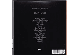 Beaty Heart - Mixed Blessings (Digi) - (CD)