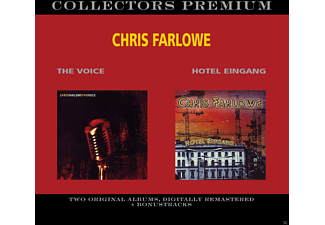 Chris Farlowe - The Voice/Hotel Eingang [CD]
