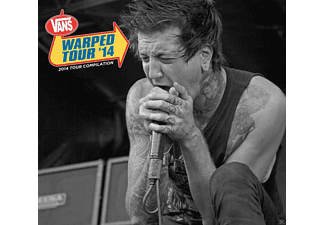VARIOUS - Warped 2014 Tour Compilation - (CD)