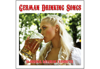 VARIOUS - German Beerdrinking Songs - (CD)