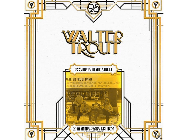 Walter Trout - Positively Beale Street (25th Anniversary Series) [Vinyl]
